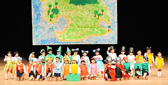 4月の若竹こどもの森イベント