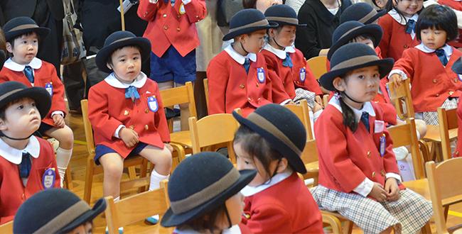 4月の若竹幼稚園イベント